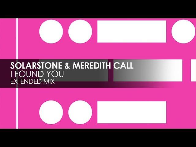 """Solarstone interpretando """"I found you"""" canción que cuenta con la colaboración de Meredith Call."""
