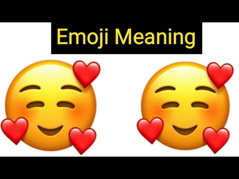 Emoji Meaning Video 6 - The Real Meaning Of - Videos Poll