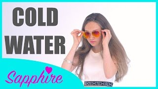 Major Lazer - Cold Water (feat. Justin Bieber & MØ) - Cover by 13y/o Sapphire