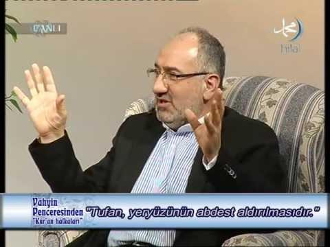 Hz Nuh üzerinden  davet dersleri - Mustafa İslamoğlu-