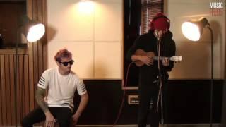 Twenty One Pilots - Car Radio (Live at Music Feeds Studio)
