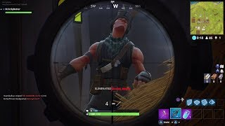 Respect My Throne (Fortnite BR Sniper Compilation) Black Panther