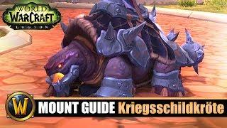 Arkadische Kriegsschildkröte Gegenstand World Of Warcraft