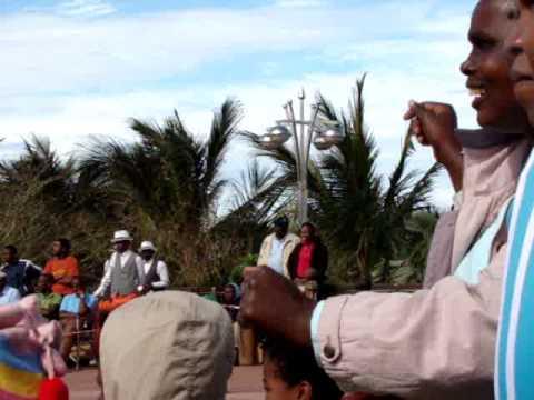 Zulu Dancing Festival at Durban – South Africa