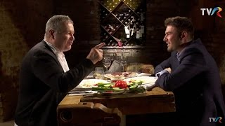 """Mircea Dinescu recită """"Damen tango"""" (@Politică şi delicateţuri)"""