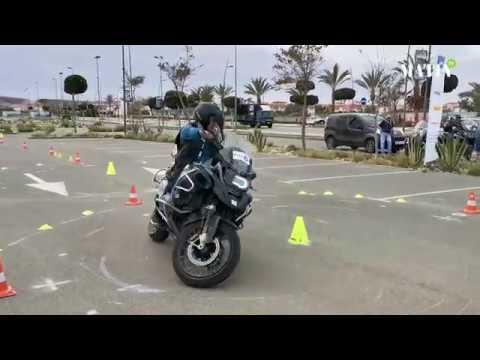"""Video : """"Moto Ride Saidia"""" : 250 participants à la deuxième édition"""