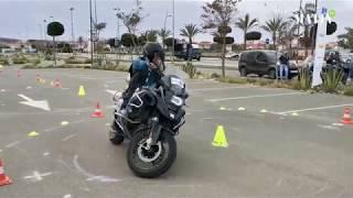 """""""Moto Ride Saidia"""" : 250 participants à la deuxième édition"""
