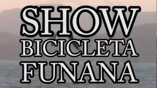 SHOW BICICLETA FUNANA - 16.02.2012 - 21h21 - TEATRO MUNICIPAL DE CABO FRIO