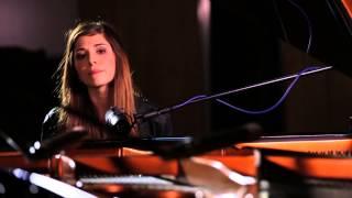 Christina Perri - Give Me Love [Live at British Grove Studios]