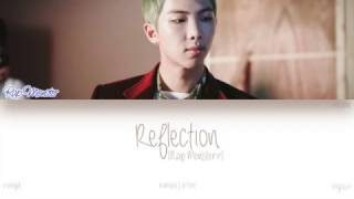 [HAN|ROM|ENG] BTS (Rap Monster) - Reflection (Color Coded Lyrics)