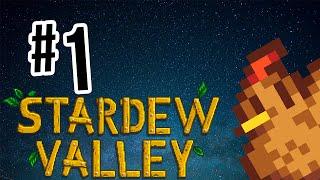 Fab Farm!! | Stardew Valley - Part 1
