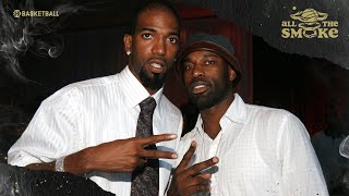 Baron Davis Shares Crazy Story About Getting Rip Hamilton's Agent Fired at 99' Draft   ALL THE SMOKE