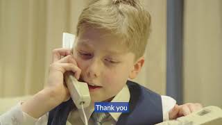 Jack's Wish To Be A Millionaire at the Dorchester Hotel | Make-A-Wish UK