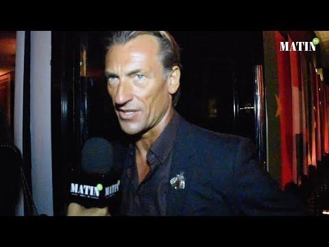 Video : Hervé Renard : «On va penser très fort à la Coupe du monde»