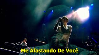 Linkin Park - Pushing Me Away (Live Road to Revolution 2008) (Legendado)