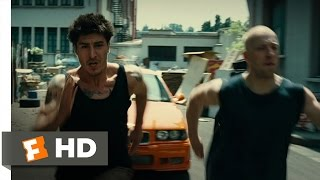 District B13 (8/10) Movie CLIP - Chased By Cars (2004) HD