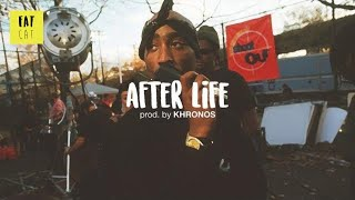 (Free) Tupac x B.I.G. x Mobb Deep Type Beat hip hop instrumental | 'After Life' prod. by KHRONOS