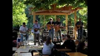 Huckleberry 5  und die Band  B-471 , Bluegrass-Instrumental