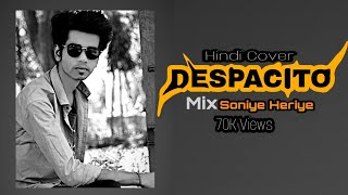 Despacito Hindi Cover | Soniye Heriye | Lyrics Video By GURU TUBE