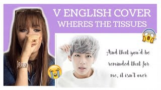 TAEHYUNG SOMEONE LIKE YOU COVER REACTION (someone find the tissues) // ItsGeorginaOkay