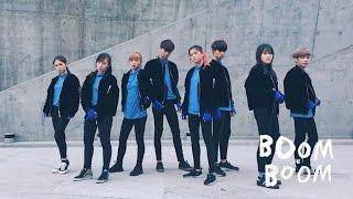 SEVENTEEN(세븐틴) - BOOM BOOM (붐붐) Dance Cover by SNDHK