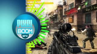 Sound Effects - Gun Battle Sound - CC A 3.0 - PixelBoom SFX