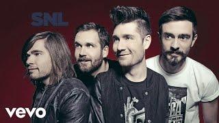 Bastille - Oblivion (Live on SNL)