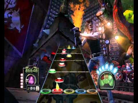 Even Flow de Guitar Hero 3 Letra y Video
