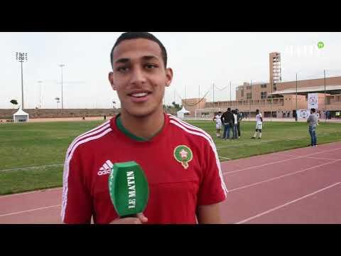 Video : Le Maroc U17 explose le compteur face à la Mauritanie