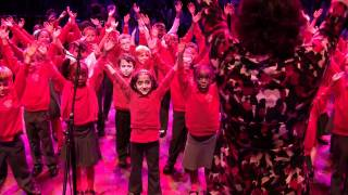 Music for Youth Schools Proms 2011 : Day 2 : St Elphedge's Infant Choir