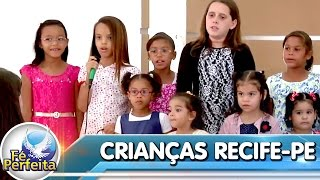Hino: Estou alegre - Crianças de Recife-PE