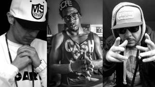 Kroniko ft Sacik Brow & GunJah - Forever No Hustle