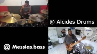 Messias ferreira ( Wesley Safadão - Tim Tim ) Alcides Drums