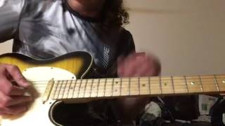 How to Play solo Guitar like Prince-The Prince Scale