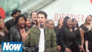 Nick Jonas - Jealous (Gospel version live)