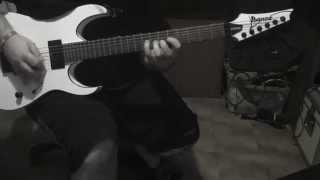 Slipknot - Vermillion Pt.1 | Guitar SOLO Cover HD