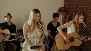 Carmen & Camille - Haunting Me (Live Acoustic)