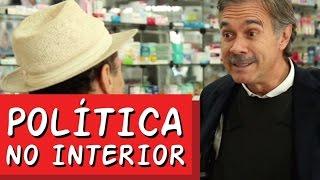 POLÍTICA NO INTERIOR - Nilton Pinto & Tom Carvalho
