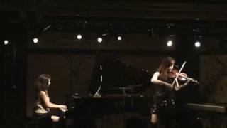 """Double Female Orchestra""""csárdás""""(Monti) LIVE in JAPAN"""