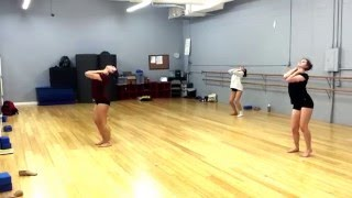 "Spencer Allyn Choreography | ""Already Gone"" Kelly Clarkson (Sleeping At Last Cover)"