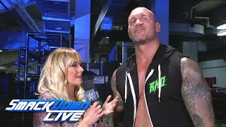 Randy Orton responds to Jinder Mahal's harsh words: SmackDown LIVE, June 6, 2017