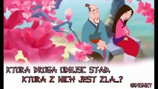 木 Mulan - Lustro (PL) -Napisy- 木