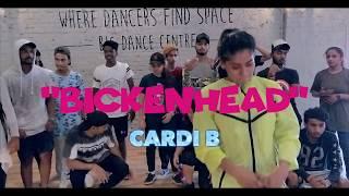 Bickenhead- Cardi B l Harshita Gautam Choreography