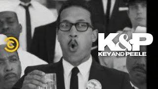 Speaking After MLK Jr. - Key & Peele width=