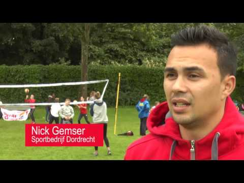 Compilatie Dordt Olympics 2016