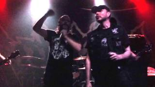 ENTOMBED AD - OUT OF HAND (LIVE IN GLASGOW 16/11/16)