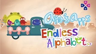 Ana's Apps: Endless Alphabet and Endless Reader