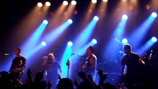 "Volbeat,""Evelyn""ft LG Petrov of Entombed at Folken,Stavanger,Norway."