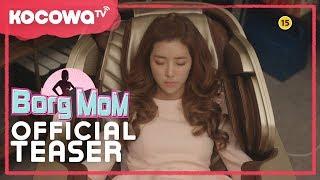 [Borg Mom] Official Teaser_ Upcoming sci-fi / romance / family drama