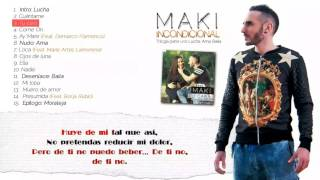 3. Maki - Tu cara (Feat. Saray Jiménez) (Lyrics)